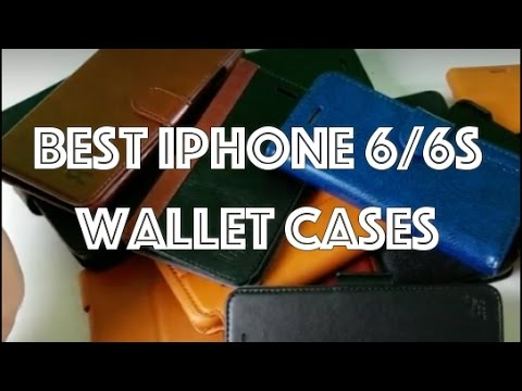 Best Wallet Cases for iPhone 6/6s Review |  Why are these the Best?