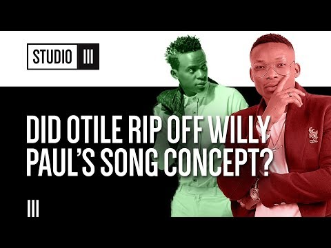 Did Otile Brown Rip Off Willy Paul's Song Concept? | Studio III