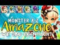 Wie gut sind die Amazonen ? - Monster A-Z ★ SUMMONERS WAR (Deutsch/German)