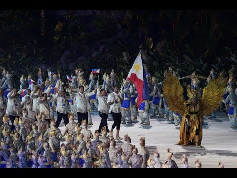 Highlights Of The 2018 Asian Games Opening Ceremony In Jakarta