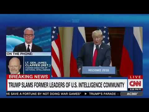 *Breaking* Clapper Says Obama Was Behind The Whole Thing