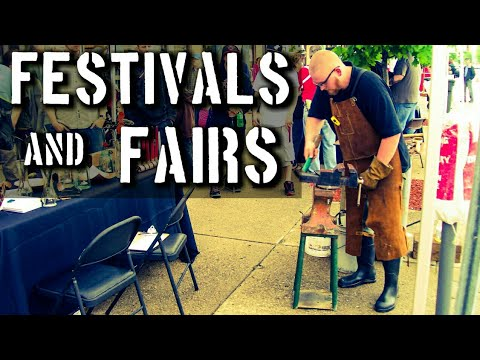 How to Find Craft Shows, Fairs, and Festivals