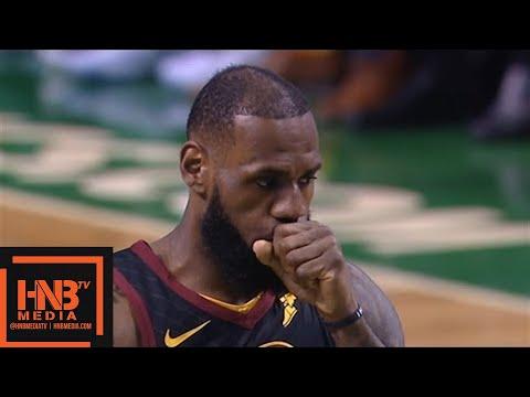 Cleveland Cavaliers vs Boston Celtics 1st Qtr Highlights / Feb 11 / 2017-18 NBA Season
