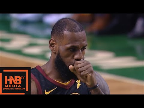 Cleveland Cavaliers vs Boston Celtics 1st Qtr Highlights / Feb 11 / 2017-18 NBA Season