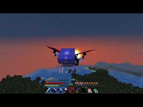 MineCraft Mining Montage