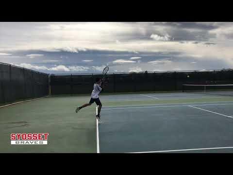 Syosset JV Tennis 2018