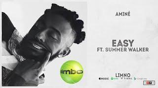 """Aminé - """"Easy"""" Ft. Summer Walker (Limbo)"""