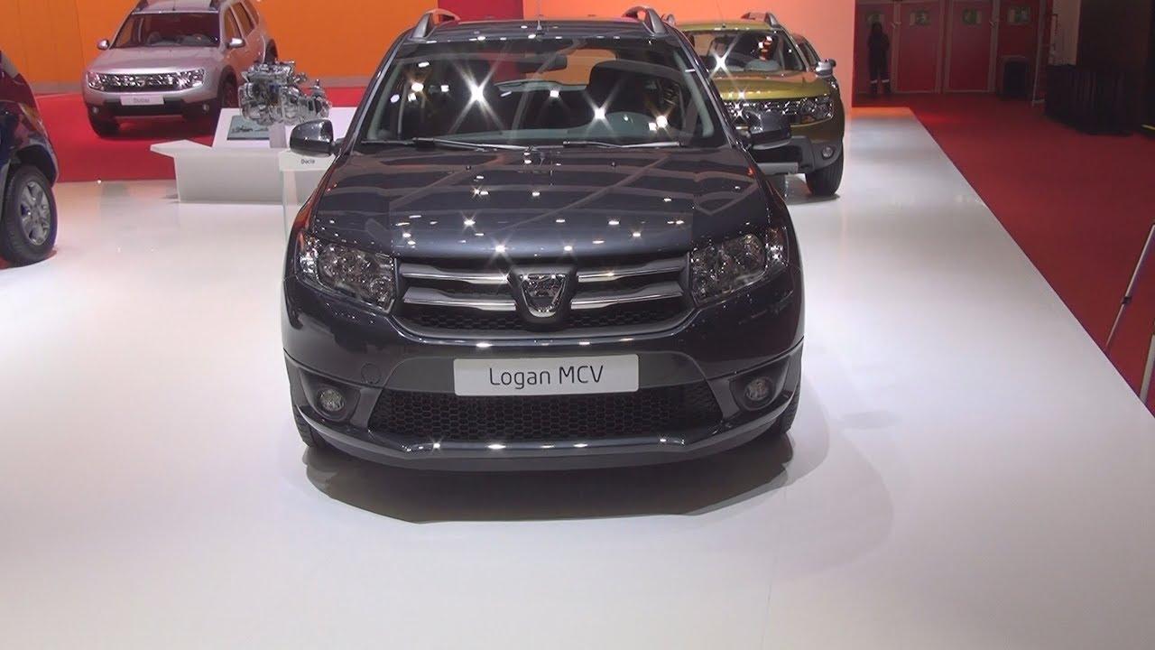 Dacia Logan Mcv Laureate Tce 90 Startstop Easy R 2016 Exterior Renault Interior And
