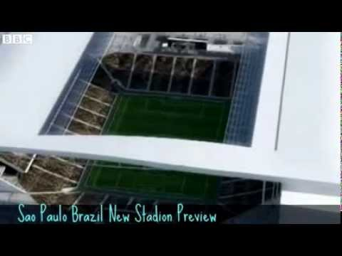 Sao Paulo Brazil New Stadion Preview - Accident at Sao Paulo Stadium