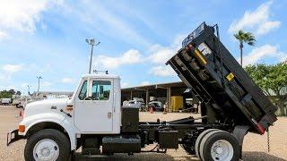 Art's Trucks & Equipment - 3417878, '97 International 4700 5 Yd Dump Truck