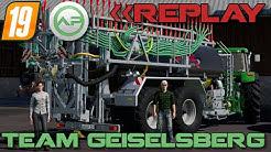 🎥 [LS19] GEISELSBERG // Stream-Replay // 💚 Team Geiselsberg 💚 // Unterwegs mit den Jungs