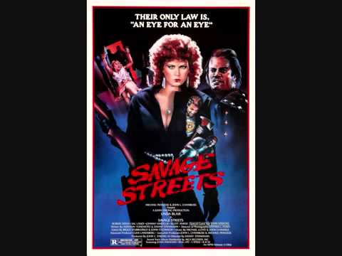 Download SAVAGE STREETS 1984 OST JUSTICE FOR ONE JOHN FARNHAM