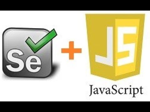 JavaScriptExecutor With Selenium WebDriver - Session 12