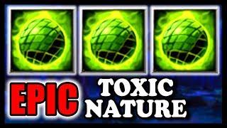 "Grubby | ""Toxic Nature"" [EPIC] | Warcraft 3 | NE vs HU | Last Refuge"