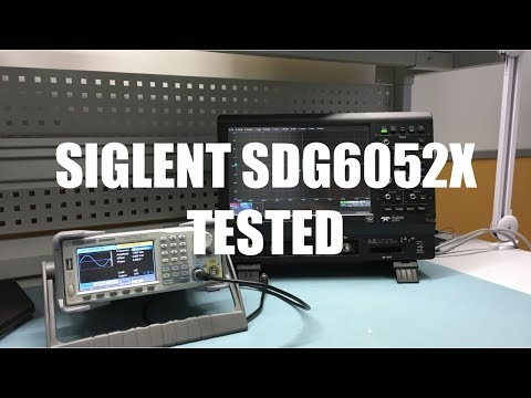 Siglent Sdg2042X Hack