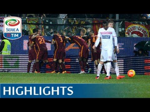 Carpi - Roma - 1-3 - Highlights - Matchday 25 - Serie A TIM 2015/16