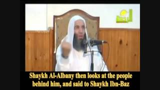 Sheikh Ibn Baz, Sheikh Ibn Uthaimin and Sheikh Al-Albani - Muhammad Hassan