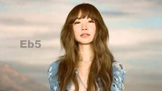 YUKI - FLY (2014) - Vocal Range: C#3-A5