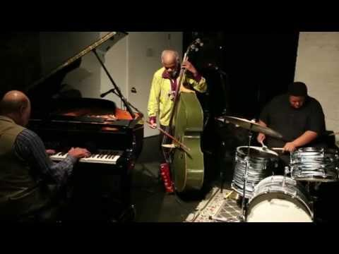 Dave Burrell, Henry Grimes, Tyshawn Sorey - at The Stone, NYC - July 30 2014