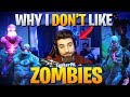 Why I Don't Like The New Zombies In Fortnite... (Fortnite Battle Royale)