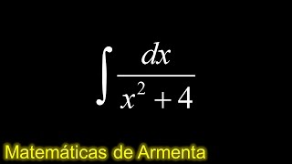 integracion por sustitucion trigonometrica ejemplo 21