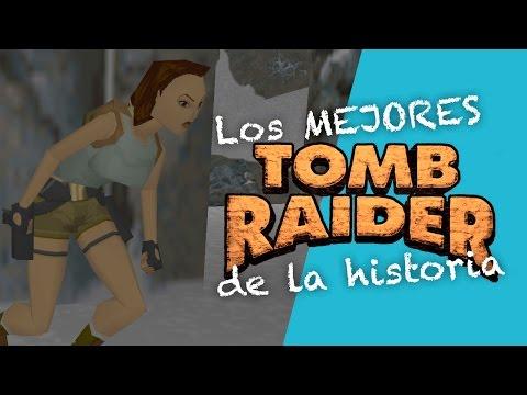 LOS MEJORES TOMB RAIDER DE LA HISTORIA | JotaDelgado