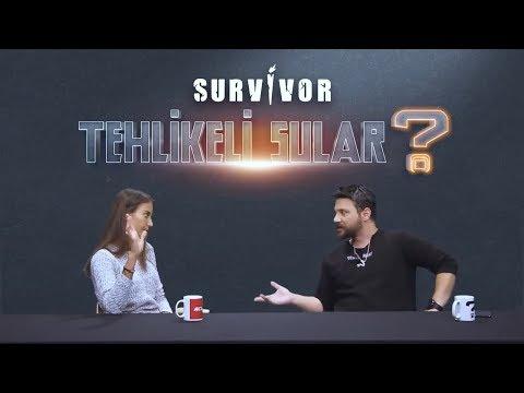 Oğuzhan Uğur'la Survivor Tehlikeli Sular: Tuğba Melis Türk! | Acunn.com