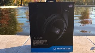 Sennheiser HD 569 - Unos auriculares geniales - Review en Español
