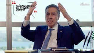 """Luís Roberto Barroso - Combate às fake news: """"Judiciário não quer ser censor do debate público"""""""