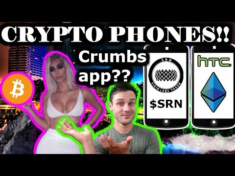 Crypto TA=💩💩 | Kardashian 😍 $BTC | Crypto Phones: HTC/Sirin Labs | Crumbs App=$$$$