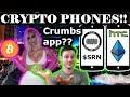 Crypto TA=💩💩 | Kardashian 😍 $BTC | Crypto Phones: HTC/Sirin Labs | Crumbs App=$$$$