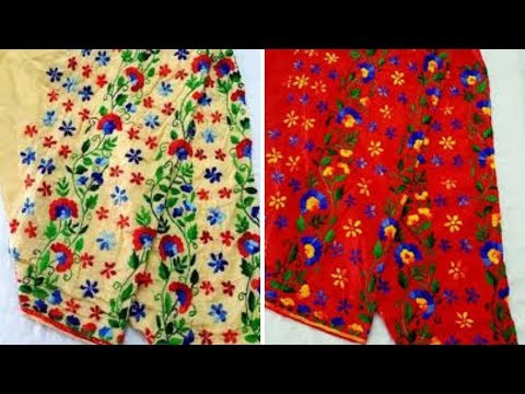 latest-thread-work-shalwar-|-trousers-designs-for-girls-|-for-order-00923067884376