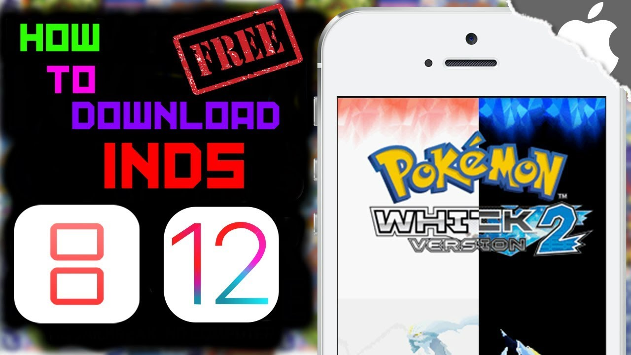 How To Install iNDS Nintendo DS Emulator on iOS 12 (MAY 2019)