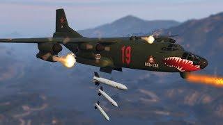 YENİ 8.000.000$ BOMBARDIMAN UÇAĞI!! (GTA 5 Online DLC)