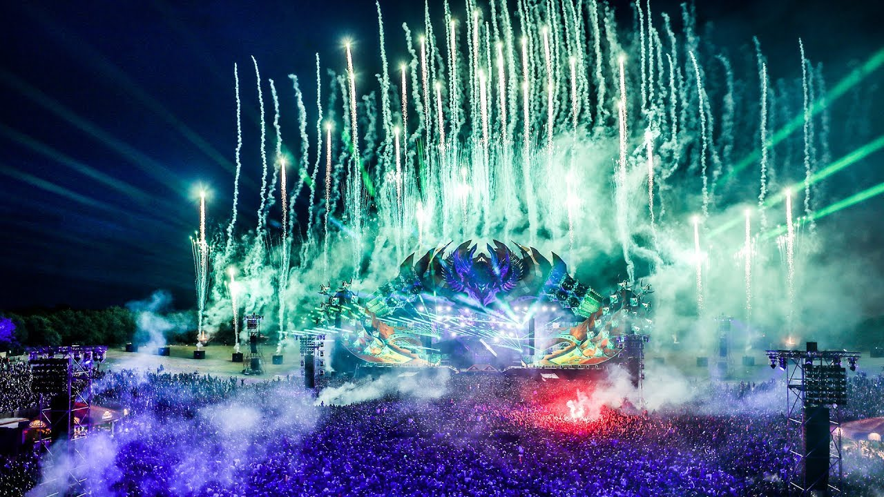 Defqon 1 Weekend Festival 2018 | Official Saturday Endshow