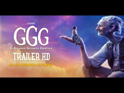 Il GGG - Il Grande Gigante Gentile: Trailer Italiano HD
