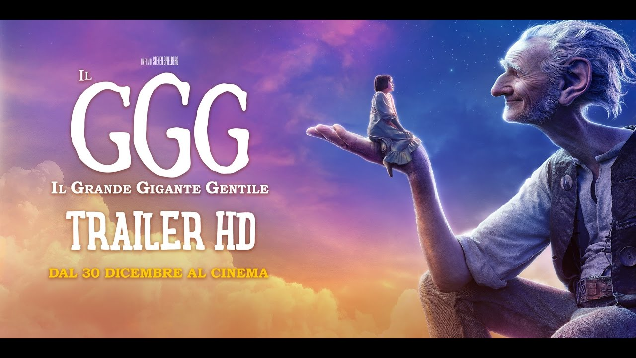 Il GGG - Il Grande Gigante Gentile: Trailer Italiano HD ...