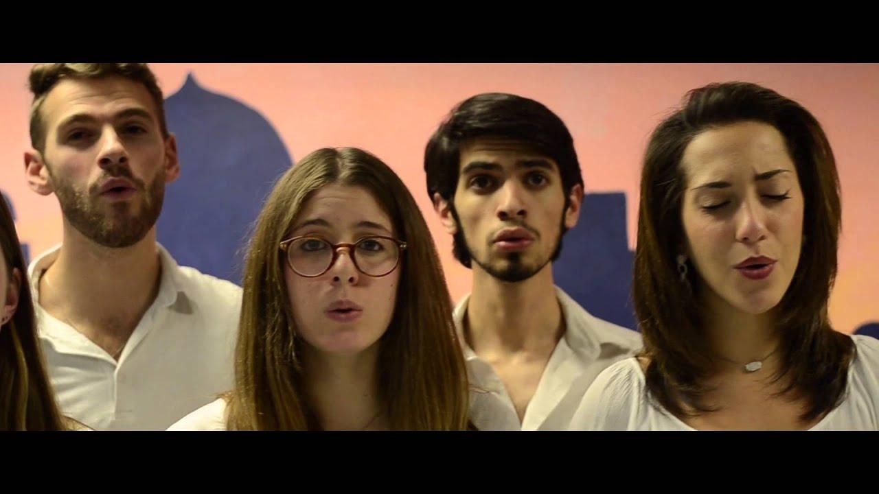Arim Roshi, An Anthem for Peace - Kaskeset, Hillel @ Binghamton