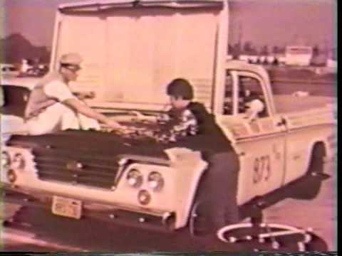Dodge Drag Racing Trucks 1960s