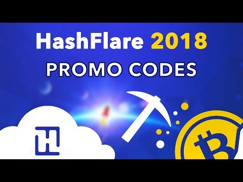 Hashflare promo codes valid in 2018