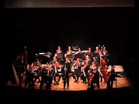 Michael Collins and the Franz Liszt Chamber Orchestra play Mozart