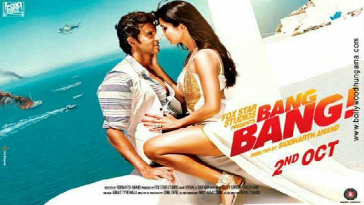 Bang Bang Full Movie | 2014 Original | Hrithik Roshan & Katrina Kaif |