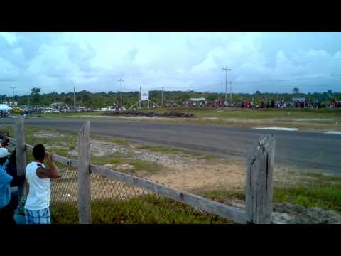 Guyana motor racing 2011 from zaf