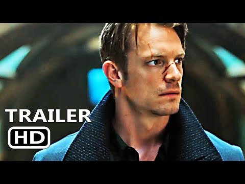 ALTERED CARBON Official Trailer (2018) Netflix