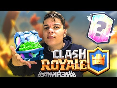 BAU LENDARIO MAIS CARO DO CLASH ROYALE ‹ JUAUM ›