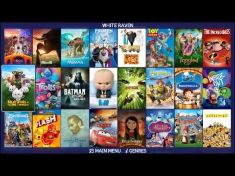 My Popcorn Time Alternative ( White Raven ) For Rooted Samsung Smart TV F Series 2018