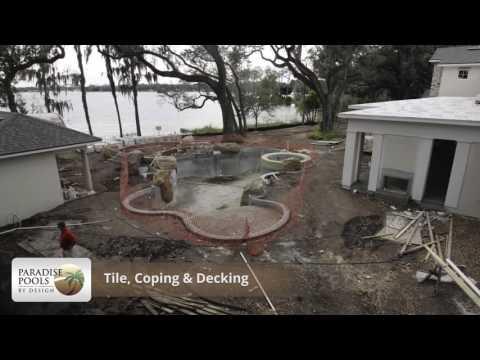 Luxury Pool Builder in Orlando, FL | Custom Swimming Pools