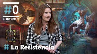 LA RESISTENCIA - Entrevista a Laura Parro   #LaResistencia 10.03.2021