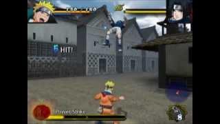 Naruto: Uzumaki Chronicles (PS2) - Part 10