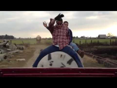 redneck bareback riding